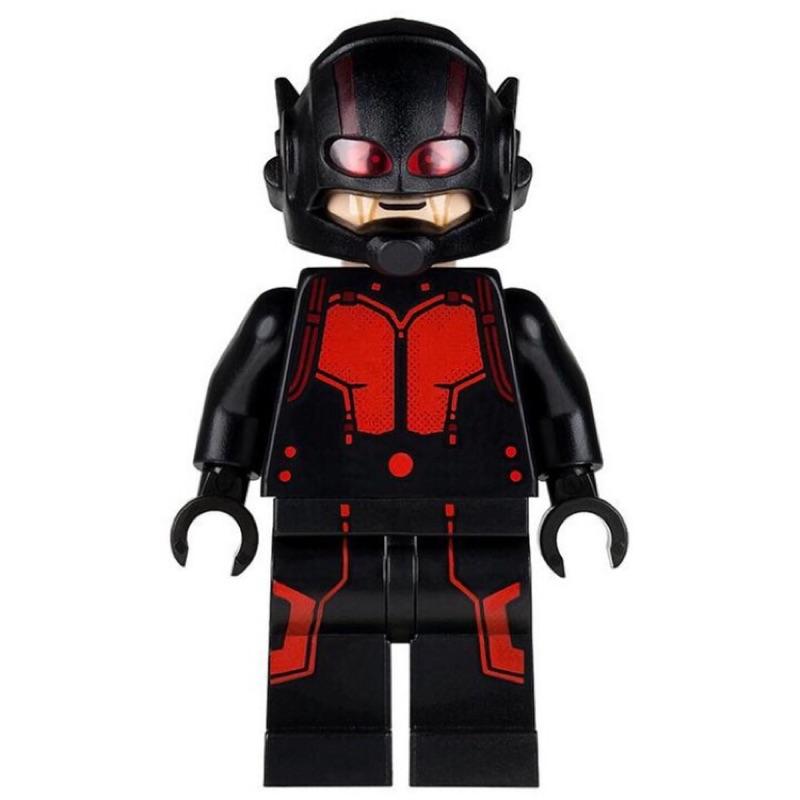 LEGO 76039 超級英雄 人仔 蟻人一代
