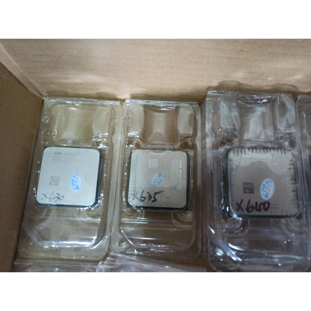桌機CPU AMD Phenom II X4-640/X4-860/X4-960/FX-4100<二手良品>