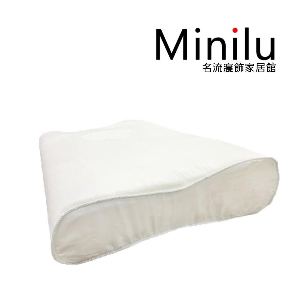 記憶矽膠獨立筒枕【名流寢飾家居館】