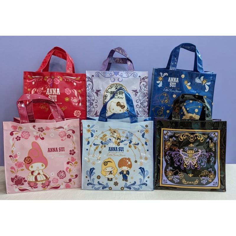 現貨💕7-11 Hello Kitty ANNA SUI雕刻香皂立體公仔鑰匙圈/時尚托特手提袋/浮雕擴香石收納罐組711