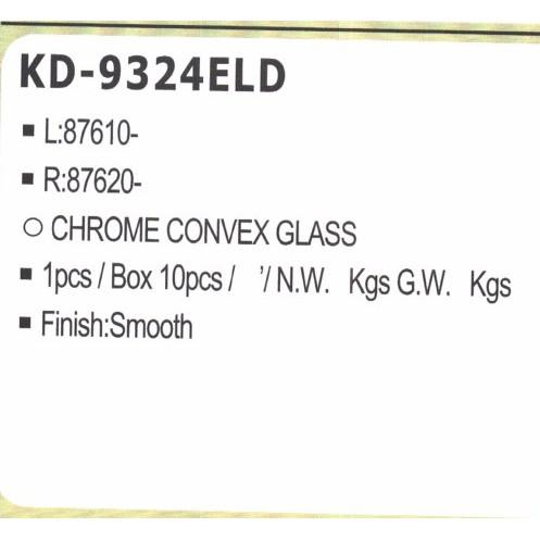 台灣製造 KD-9324E 韓國 KIA 後視鏡 CARENS 13~15 起亞 照後鏡 台製『價格可談』