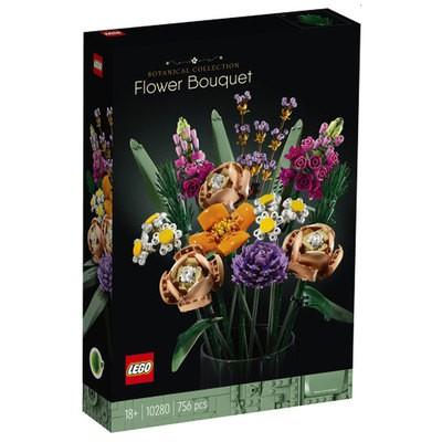 #現貨#LEGO樂高 創意系列10280花朵 男孩女孩拼插積木玩具新春禮品禮物