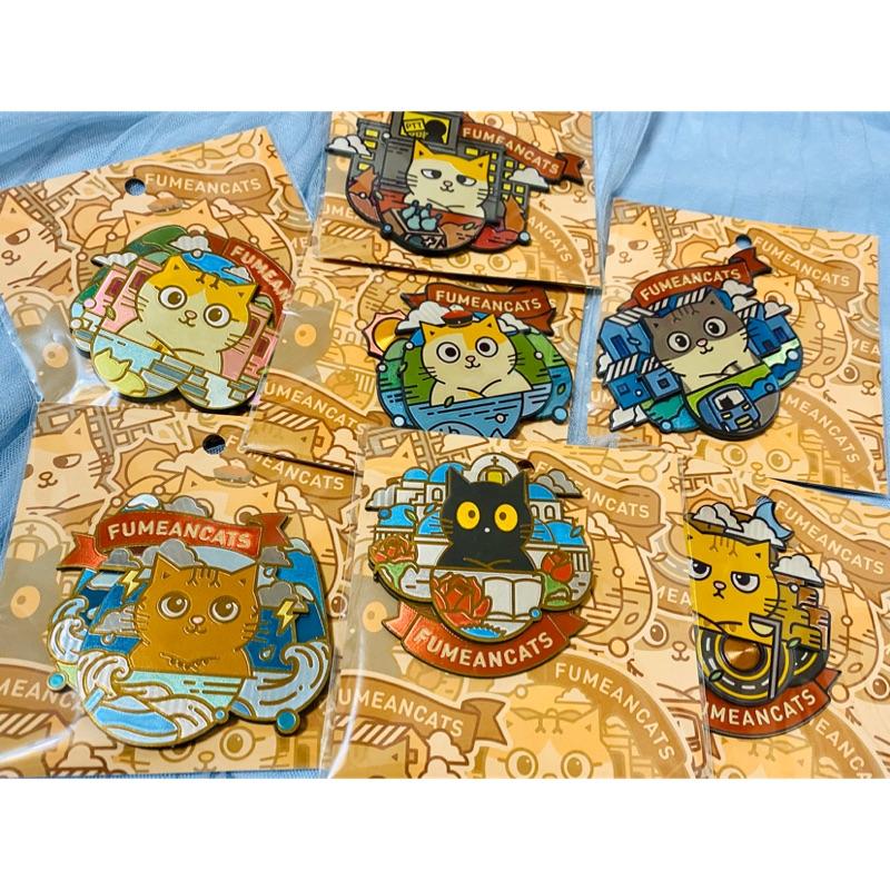 黃阿瑪 相遇十週年小店鋪 華山 造型磁鐵 電繡布章 瀏海貼片 代購 皇阿瑪 黃阿瑪