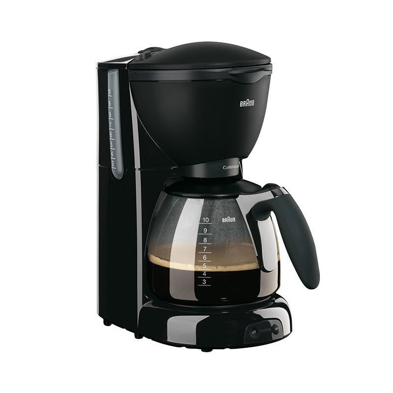 【台灣出貨 限時殺價+免運】【Braun】博朗 KF560 美式滴漏咖啡機家用全自動 進口泡茶煮咖啡壺