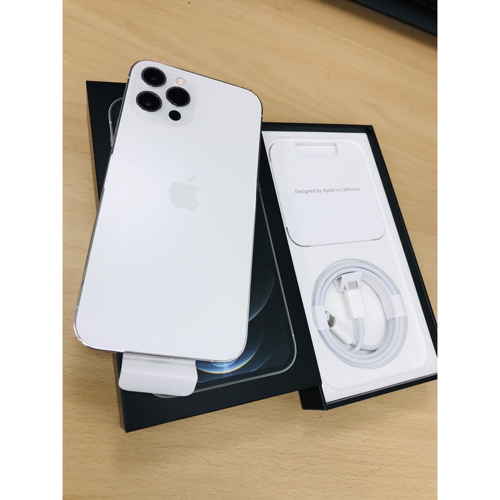 §轉機站§ 全新機未開通! iPhone 12 Pro 128G 128GB i12 6.1吋 銀色
