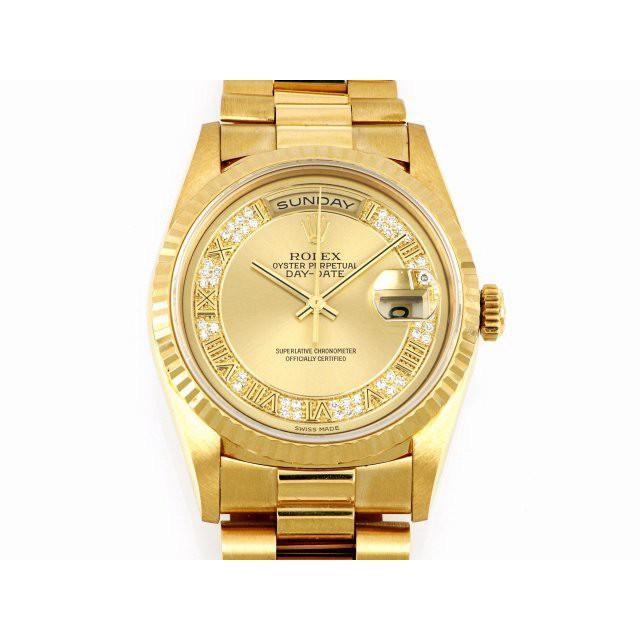 Rolex18238 18K腕表 MR面 台灣AD貨附證書 編號K10181