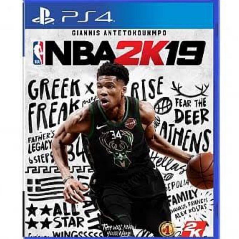 【數位版】PS4 NBA 2K19