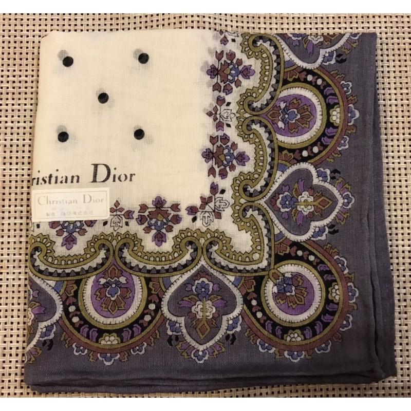 日本手帕  Christian Dior   no.104-4