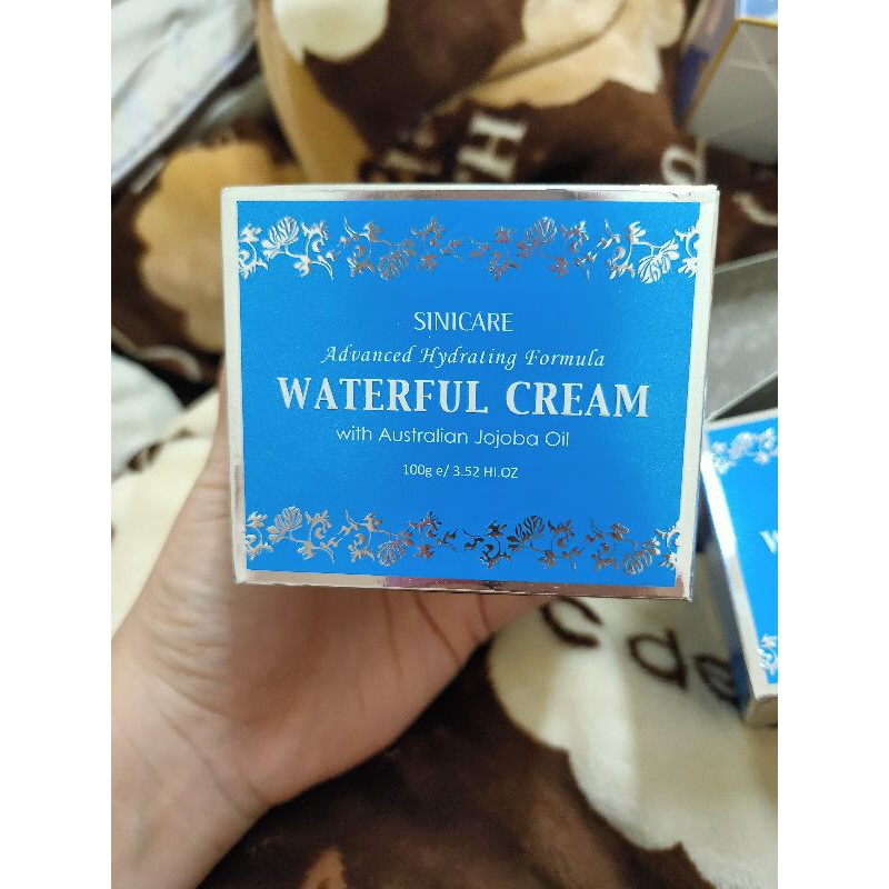 澳洲代購Sinicare Waterful Cream 露珠水凝霜