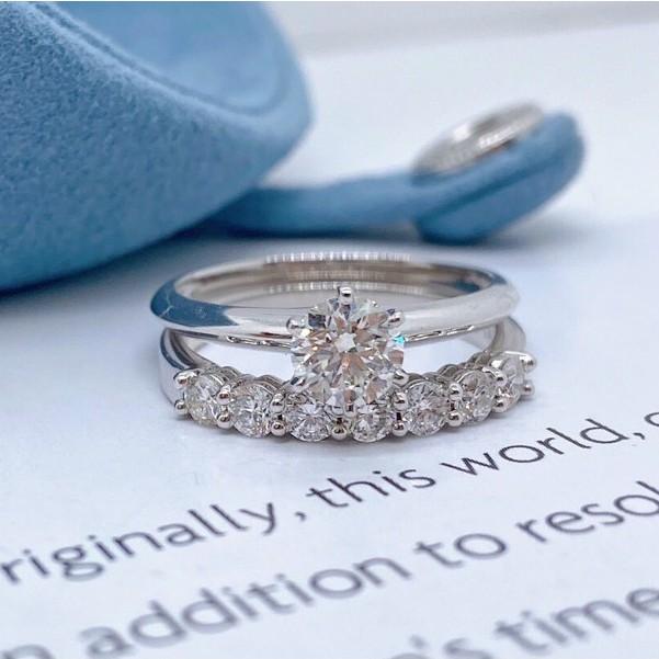 璽朵珠寶 [ 18K金 50分 花瓣 鑽石戒指 ] 微鑲工藝 精品設計 鑽石權威 婚戒顧問 婚戒第一品牌 鑽戒 GIA