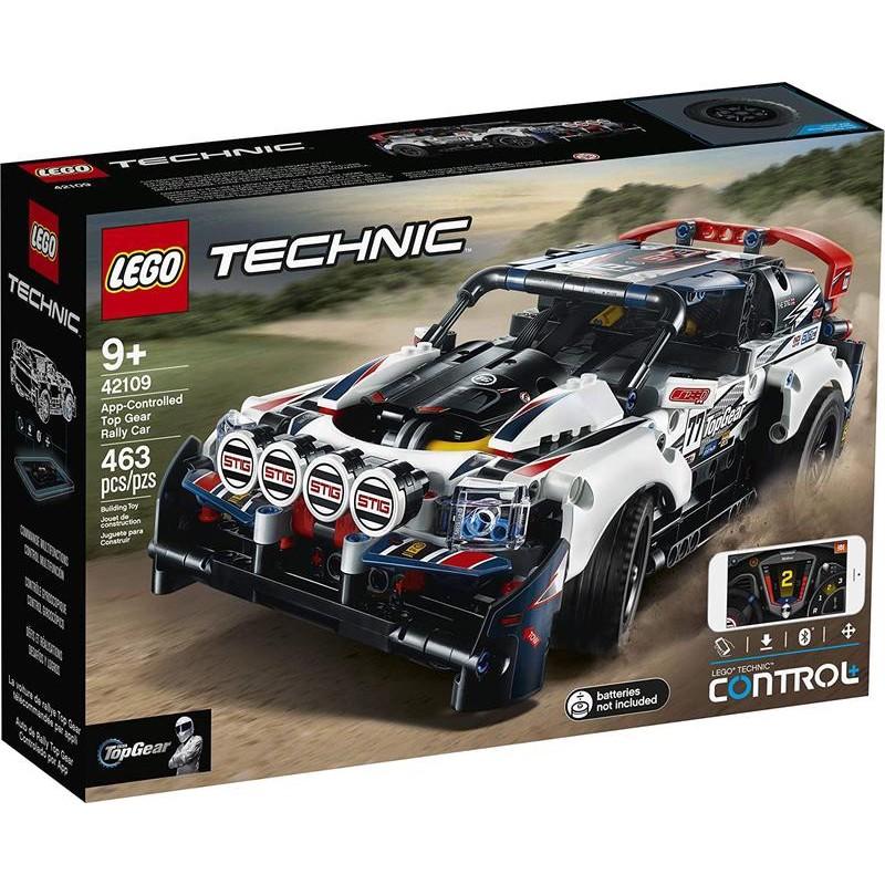 LEGO 42109 動力科技系列 Top Gear 拉力賽車