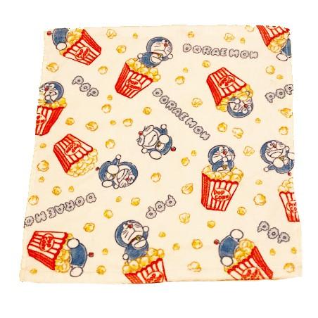 哆啦A夢 方巾手帕 毛巾 30*30cm