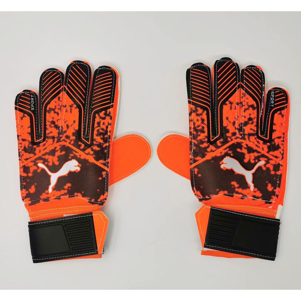 Puma守門員手套 彪馬守門員手套 兒童/成人防護手套青少年足球手套 B2款