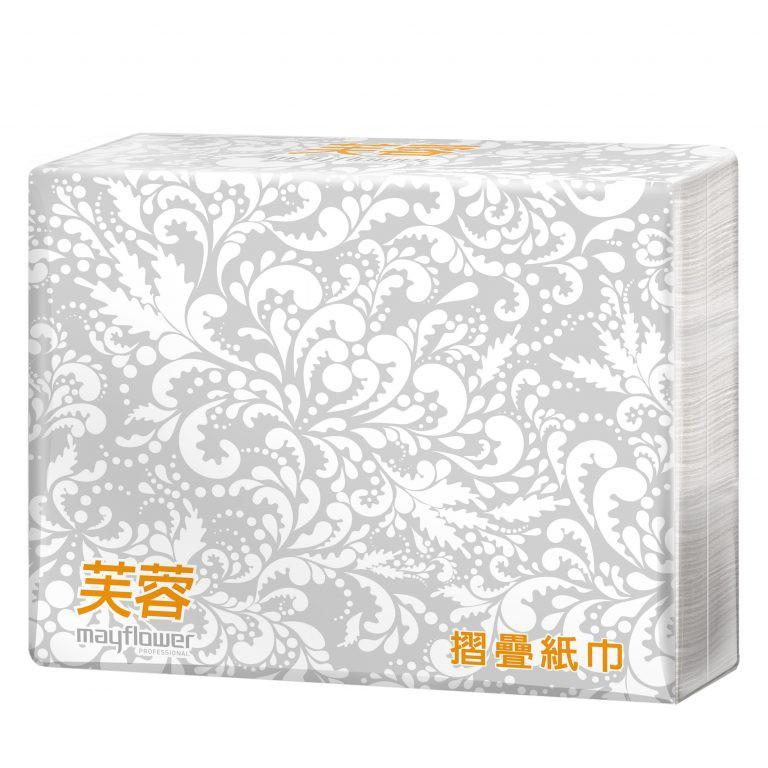 五月花芙蓉MFP擦手紙200抽共20包/箱