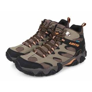[爾東體育] LOTTO 防水登山踏青鞋 LT0AMO2761 越野鞋 登山鞋 運動鞋 戶外鞋 高筒登山鞋 新北市