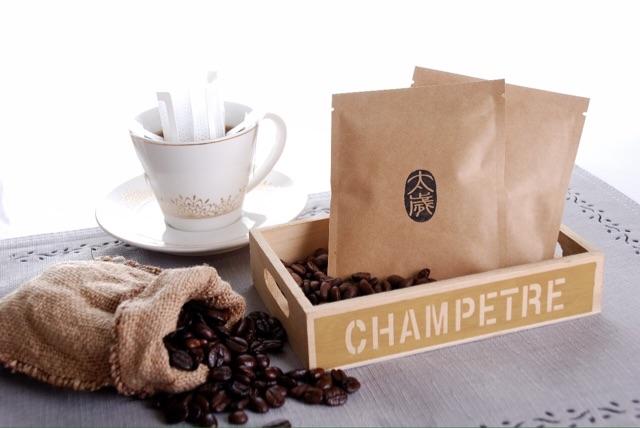 掛耳式咖啡(太歲咖啡經典綜合熱咖啡12包)