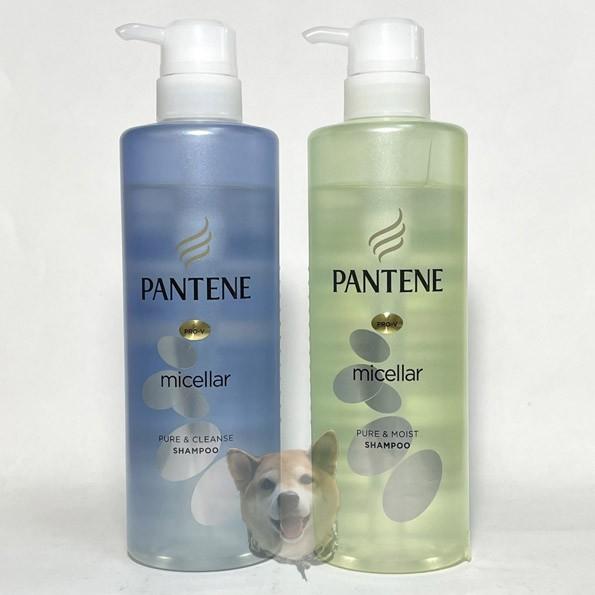【限量出清】PANTENE 潘婷 水凝柔潤/賦活淨化 洗髮露 500ml