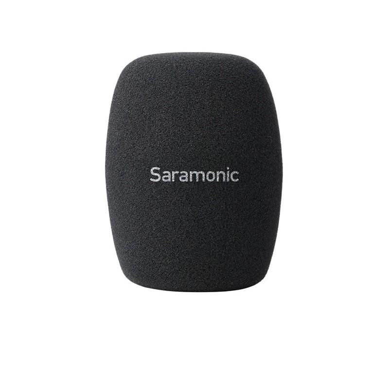 Saramonic 楓笛 SR-HM7-WS2 手持麥克風防風綿套 2入 SR-HM7 [相機專家] [勝興公司貨]