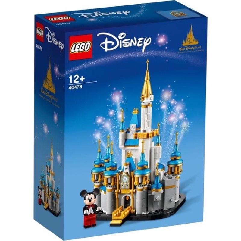 (暫售)LEGO 樂高 40478 迪士尼  Disney 米奇城堡