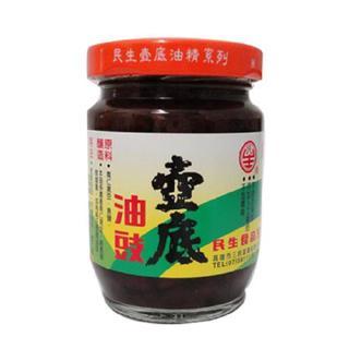 民生 壺底油豉(130g/ 瓶)[大買家] 臺中市