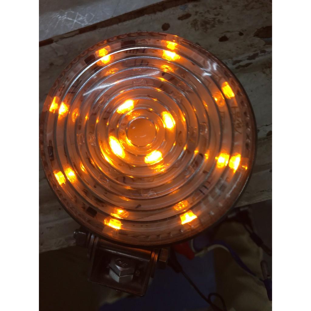 LED 24V 圓形 後燈 尾燈 3.5T 倒車燈 剎車燈 方向燈 小燈 邊燈 側燈 貨車 卡車 拖車 沙石車