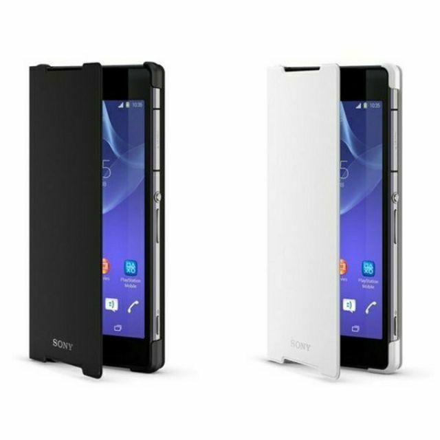 SONY 索尼 Xperia Z2 原廠專用皮套 (全新未拆)