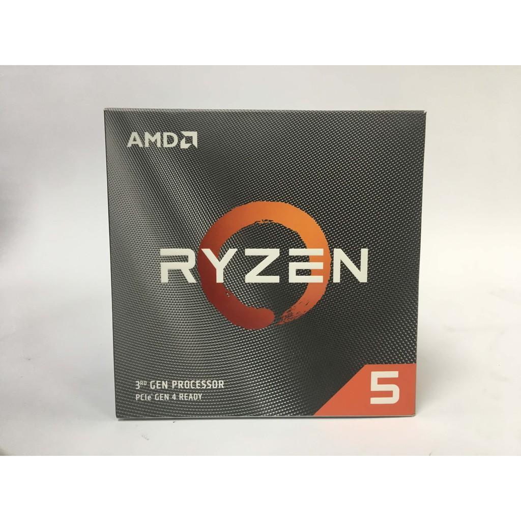 【雅婷3C▲X0015】AMD Ryzen 5 3600X盒裝-6C12T-PCIe4.0