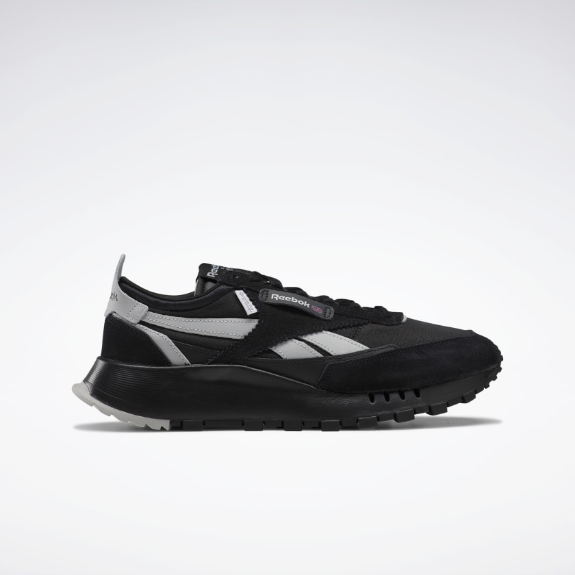 Reebok LEGACY GORE-TEX 黑色運動鞋 慢跑鞋 厚底鞋 H04997