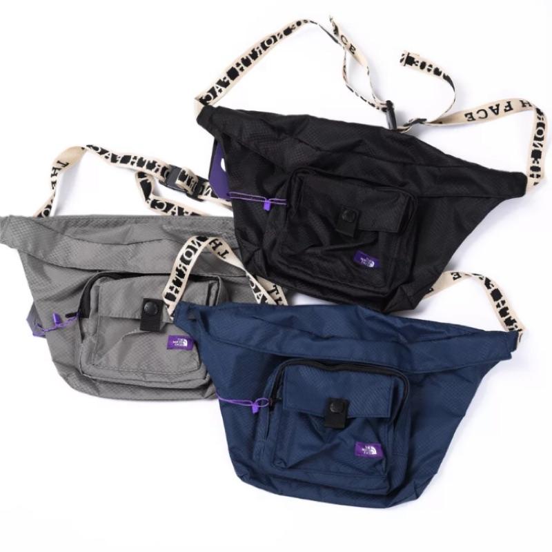 19SS THE NORTH FACE 紫標 WAIST BAG 腰包 斜背包 日本🇯🇵代購中。
