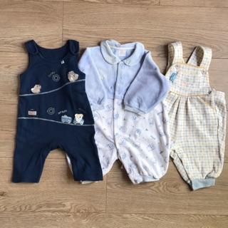 GMP baby/ Vallentino Rudy 3-6M 連身衣/ 背心吊帶褲 高雄市
