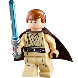 【玩具】  lego 樂高 星戰 人仔 sw592 歐比旺 obiwan 含武器 75058 75092 高雄市