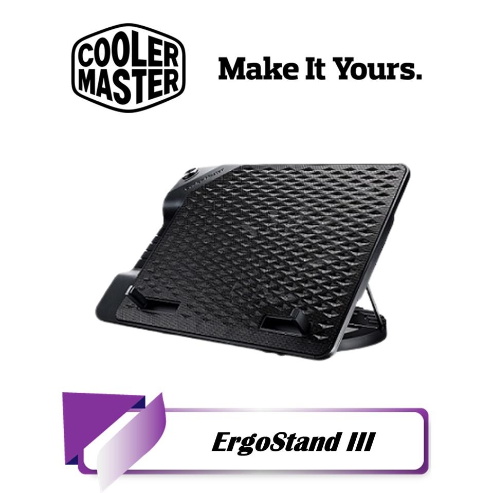 【TN STAR】Cooler Master Notepal ERGOSTAND III 支架式散熱墊