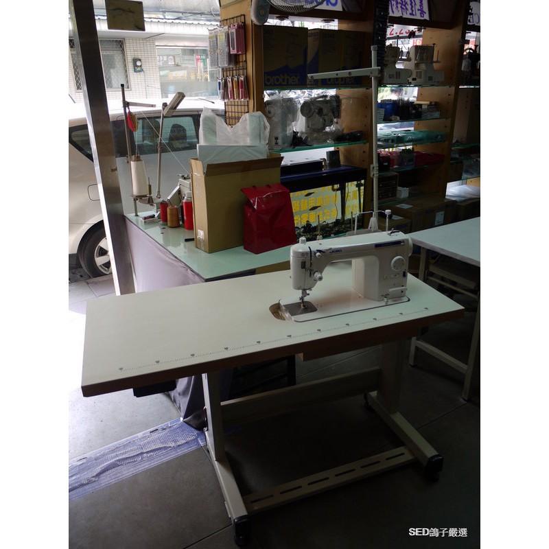 SED鴿子:JUKI 2010Q 桌上型平車縫紉機+專用板面 桌子SED鴿子: 來電 詢問~