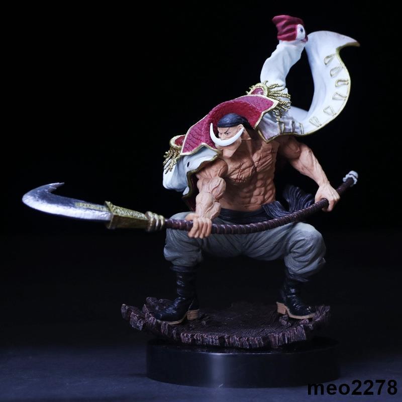 海賊王 航海王 GOLD劇場版 一番賞 B賞黃金白鬍子 盒裝手辦