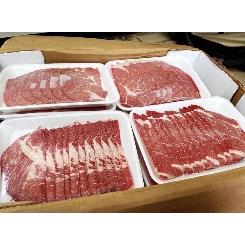 《極鮮味》嫩肩霜降火鍋肉片PRIME/霜降牛火鍋肉片 。海鮮直播、批發零售、筵席食材。
