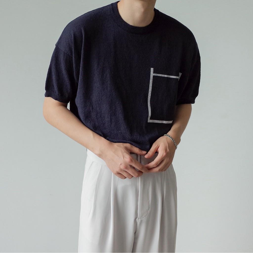 【FADE.MEET】針織T恤 0505
