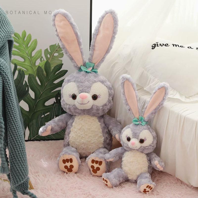 新貨包郵星黛露公仔史黛拉芭蕾兔少女心大娃娃玩偶毛絨玩具女生禮物