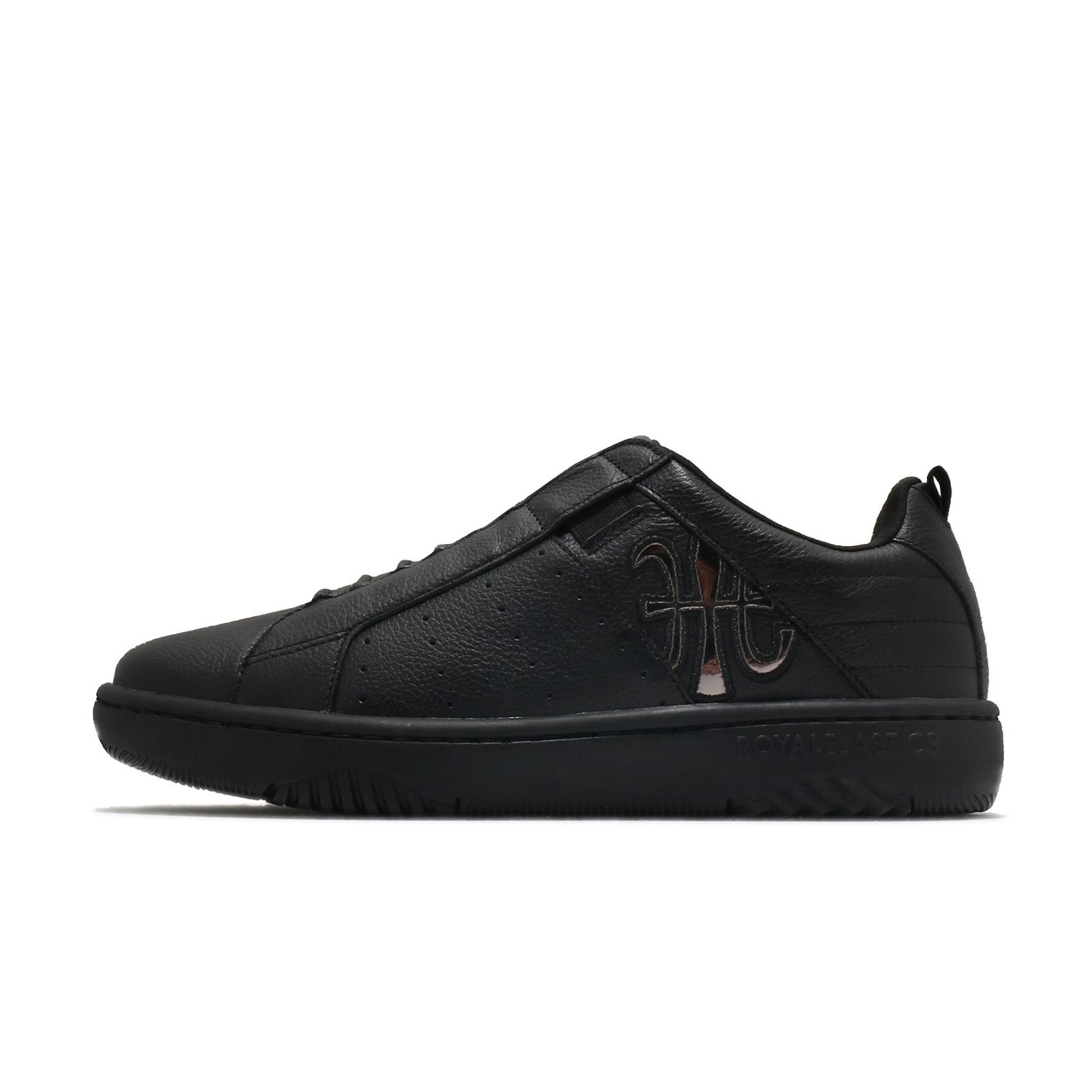 Royal Elastics 休閒鞋 Icon Manhood 2.0 黑 銀 男鞋 06502999 【ACS】