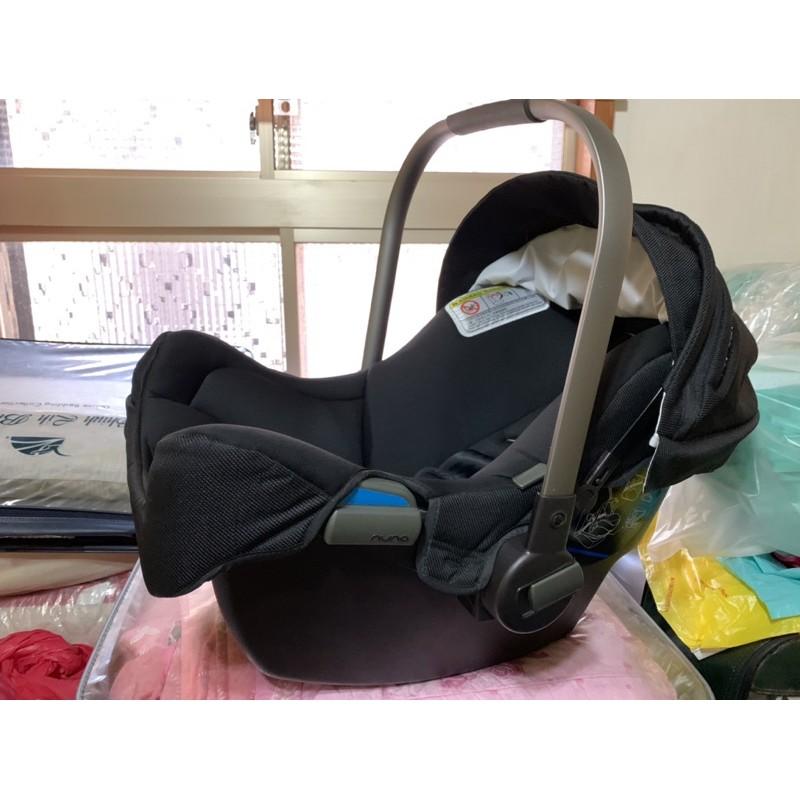 Nuna pipa提籃汽座(贈新生兒坐墊)