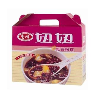 愛之味妞妞紅豆粉粿禮盒裝260Gx12【愛買】
