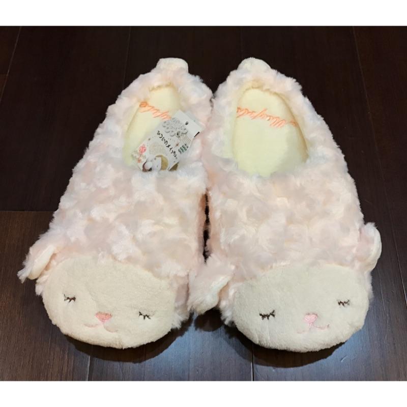 Kanaii Boom 微笑 小羊 拖鞋