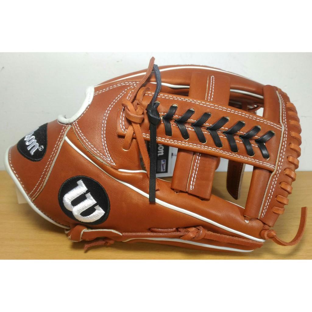 """威爾森 WILSON A2000 1785 美規 11.75"""" 十字 內野 棒球手套 壘球手套"""