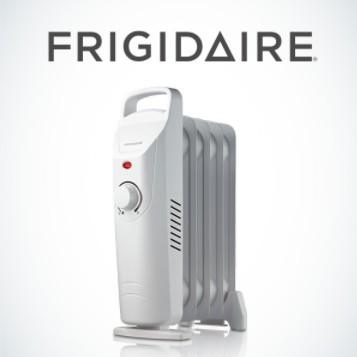 【全新】美國富及第 Frigidaire Mini 葉片式恆溫電暖器 FAH-1052C