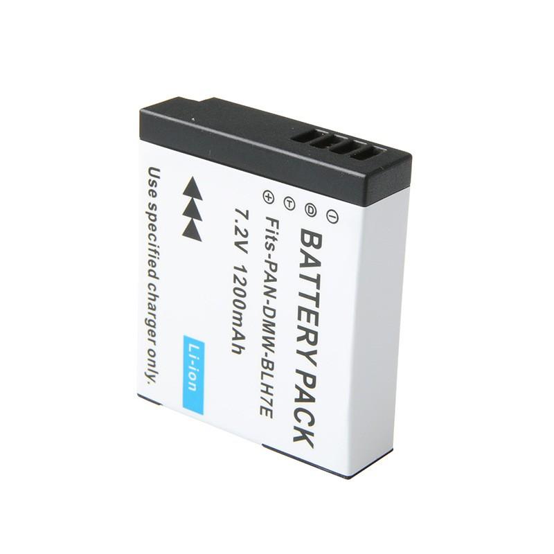 (太空人)DMW-BLH7E 电池松下LX10 GF7 GF8 GF9 GM5 DMC-GM1/K/S相机