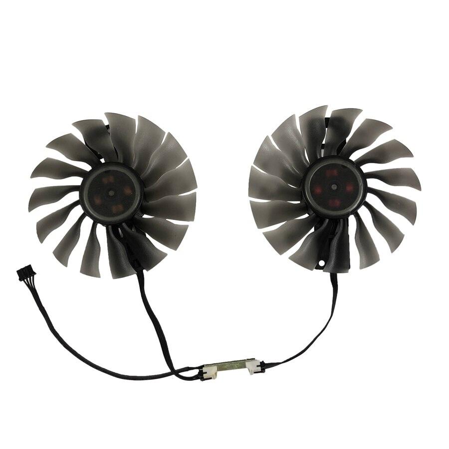 95mm FD10015H12S Fan GTX 1080Ti GTX1080 GTX1070 Ti GPU 冷卻器,