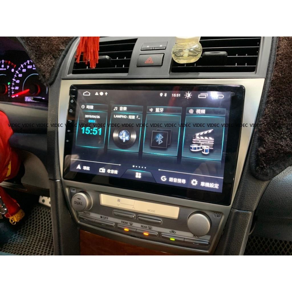 巨城汽車精品 豐田 TOYOTA ALTIS 10.5代 安卓機 10.1吋 多媒體導航 主控面板 手機同步