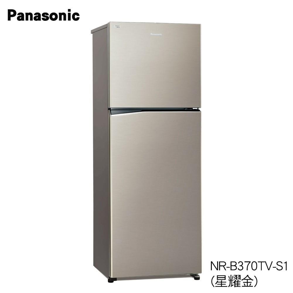 Panasonic國際牌/電冰箱/NR-B370TV-S1