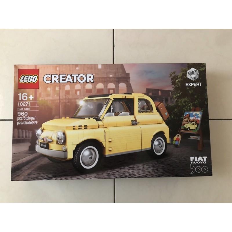 LEGO樂高 creator 10271 全新未拆封