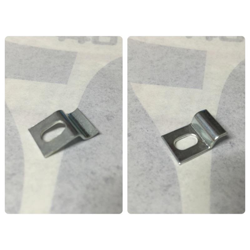 無熔絲開關固定片 固定夾  BREAKER 電源開關 無熔絲斷路器BH型
