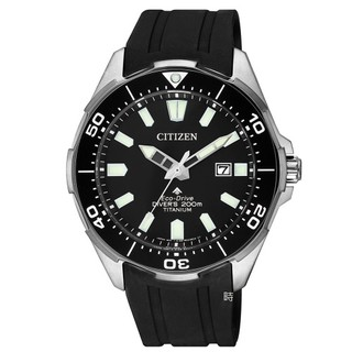 CITIZEN 星辰 光動能 鈦金屬橡膠腕錶 BN0200-13E 桃園市